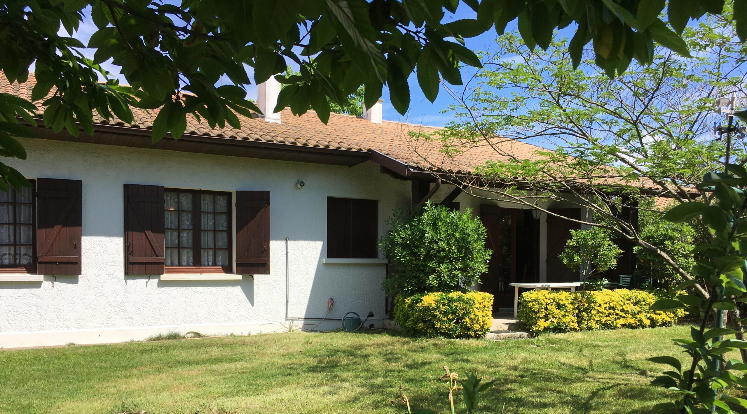 Exclusivité – charmante villa type 4 sur beau terrain