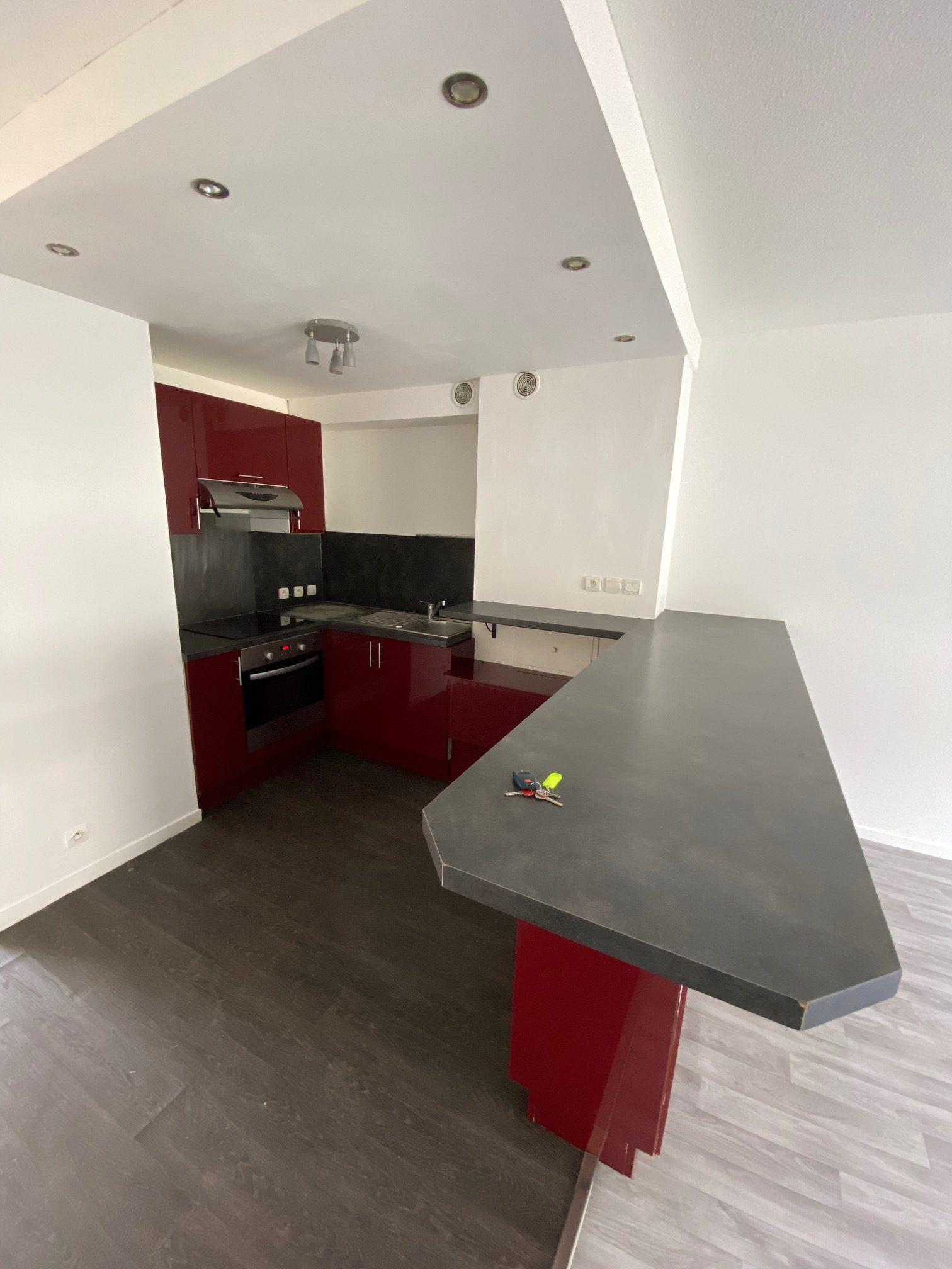 Exclusivité – Appartement T2 en dernier étage